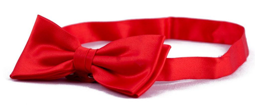 Krawat czy muszka do garnituru?